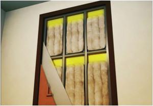 Фото - утепленные входные двери