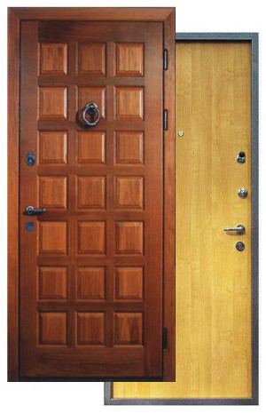 Фото - классификация дверей