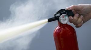 Фото - порошковый огнетушитель