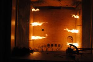 Фото - огнестойкость кирпичной стены