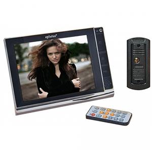 Фото - комплект видеодомофона с записью