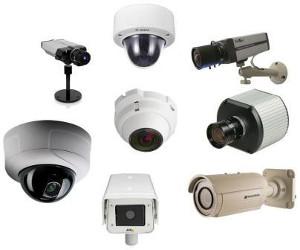 Фото - разновидности уличных камер