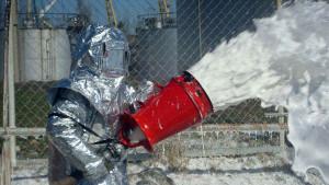 Пожарная безопасность в складах