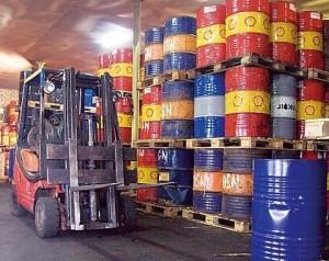 Безопасность на складе горюче-смазочных материалов