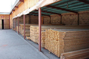 пожарная безопасность на складе пиломатериалов