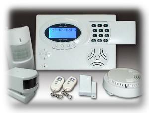 Фото - GSM сигнализация для дачи