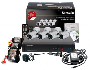 Комплект видеонаблюдения Фалкон