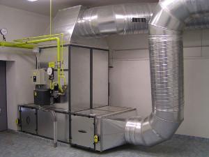 Безопасное отопление складских  помещений